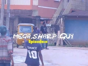 Video: Festilo comedy - Mega the sharp guy, episodes 48